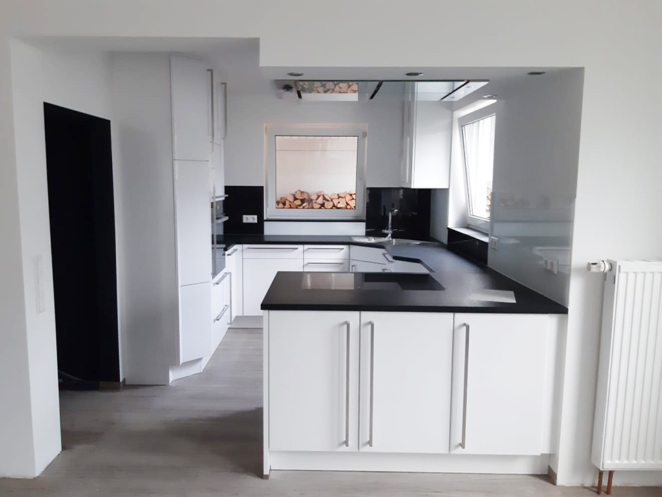 Komplett Umbau Küche