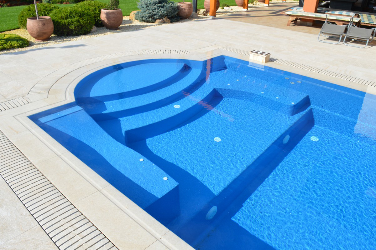 Pool Beispiel